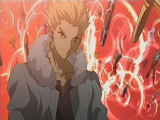 How does Gilgamesh manage to look so cool all the time?