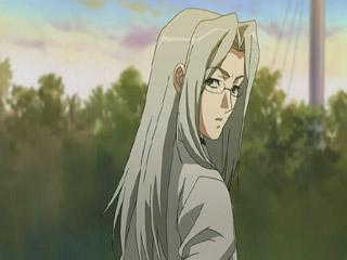 Heck, I like Shin with his shirt on too